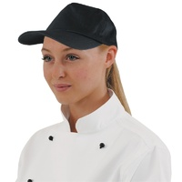 Whites Lightweight Baseball Cap Black