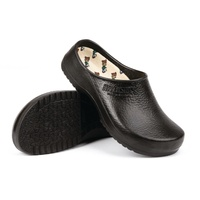 Birkenstock Super Birki Clogs Black