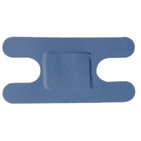 Blue Assorted Plasters Pack 100
