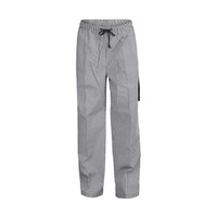 Chef Craft  Poly Cotton Drawstring Chef Pants