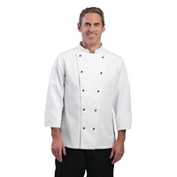 Whites Chicago Chef Jacket Long Sleeve