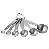 Measuring Spoon 6 Piece Set