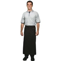 Poly/Cotton Full Apron With Pocket