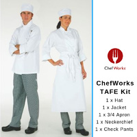 Chefworks Student Uniform Pack