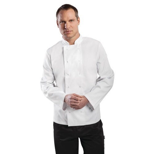 Whites Vegas Chef Jacket Long Sleeve [Size: XXL]
