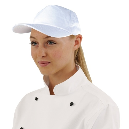 Whites Lightweight Baseball Cap White