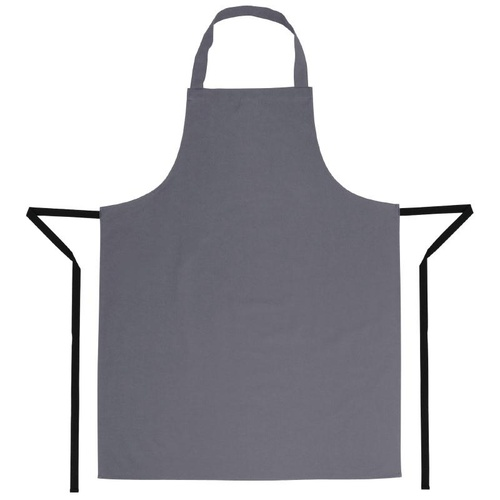 Whites Bib Apron Charcoal