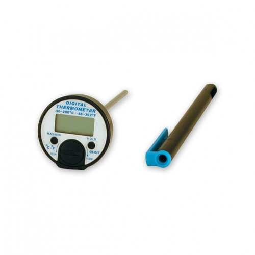 Cater Chef Round Digital Thermometer